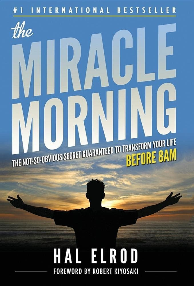 The Miracle Morning by Hal Elrod | Full Stride Solutions