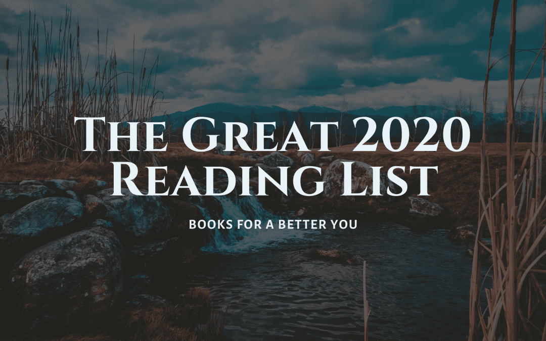 The Great 2020 Reading List